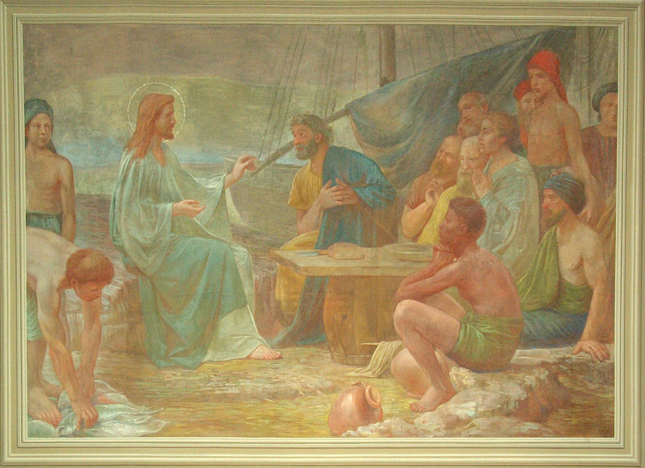 Chiamata di Pietro 1