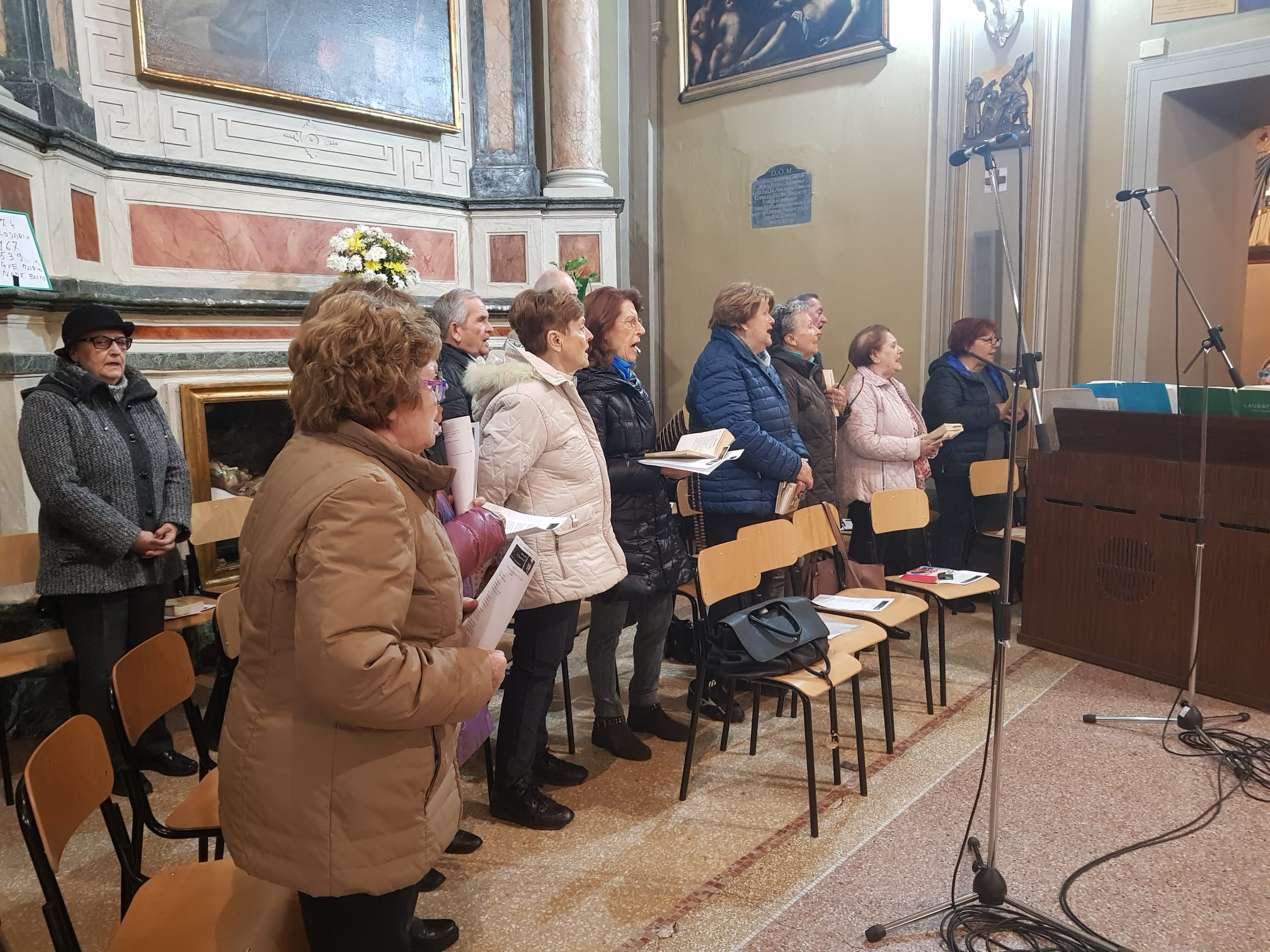 Diretta Messa Radio Maria 2019 (10)