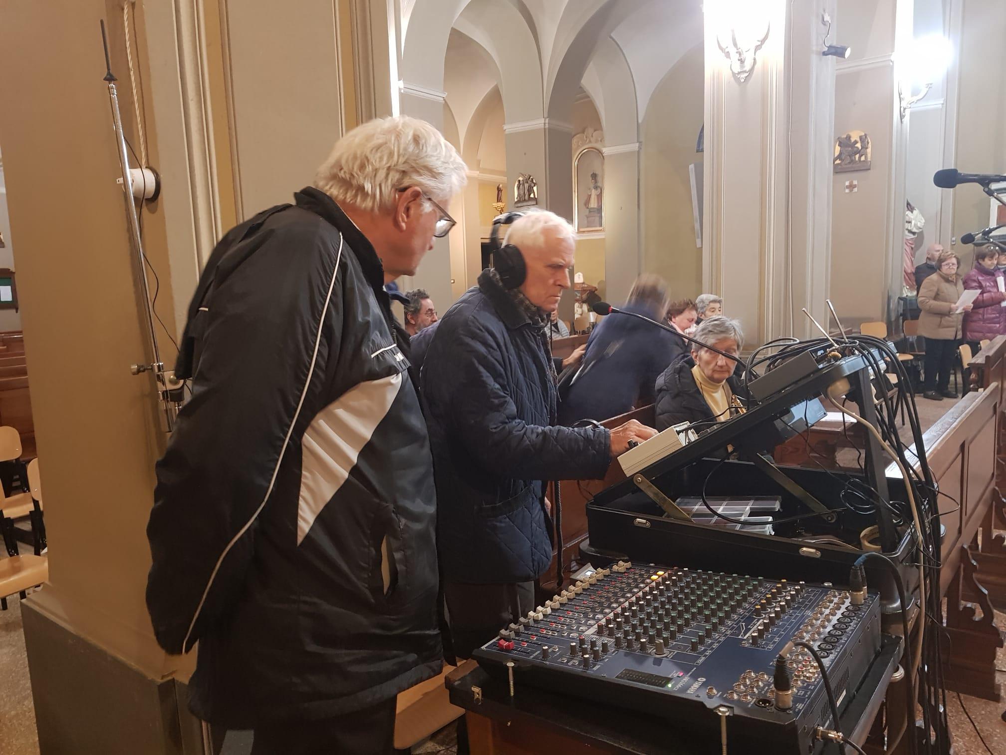 Diretta Messa Radio Maria 2019 (14)