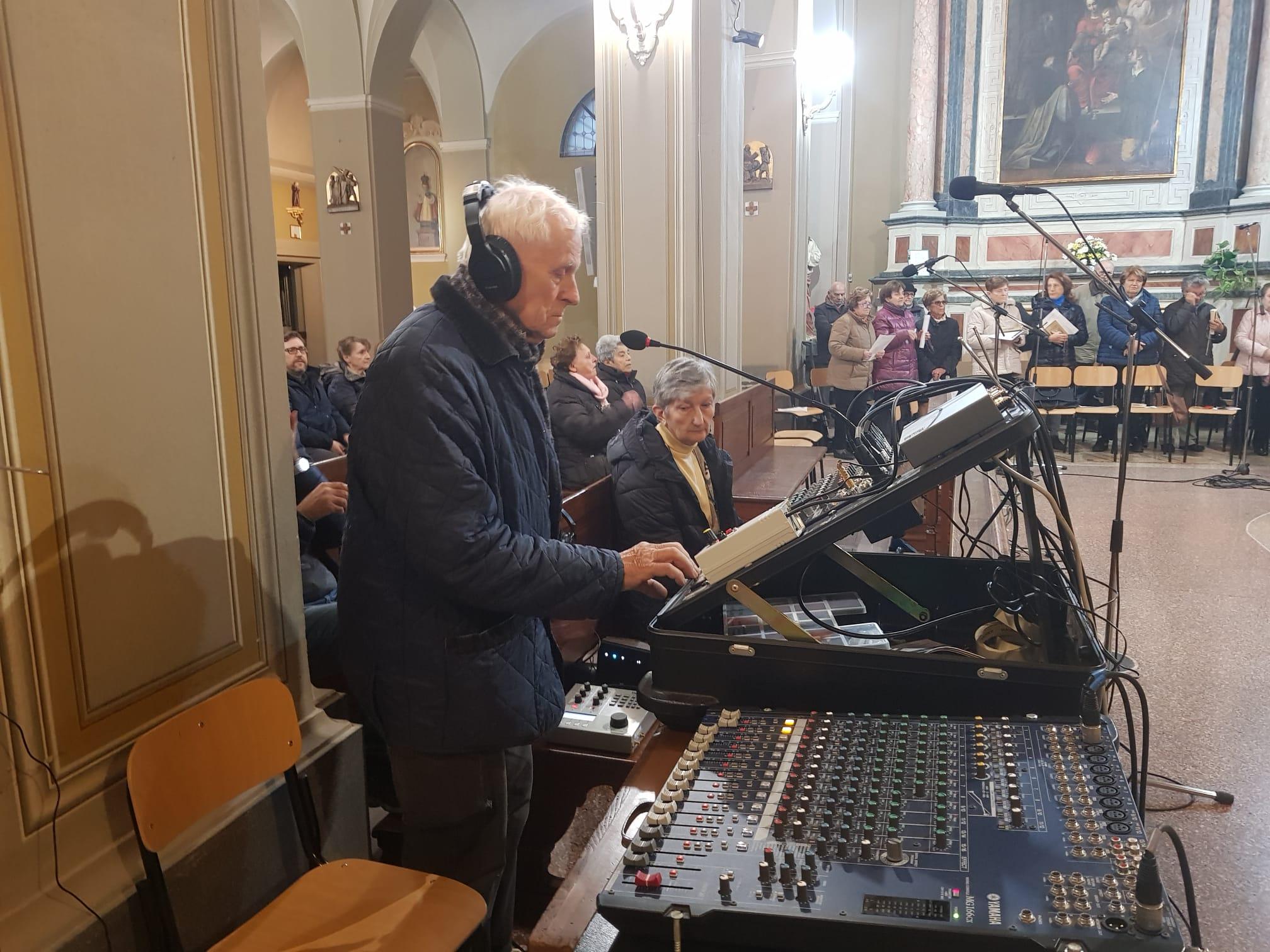 Diretta Messa Radio Maria 2019 (15)