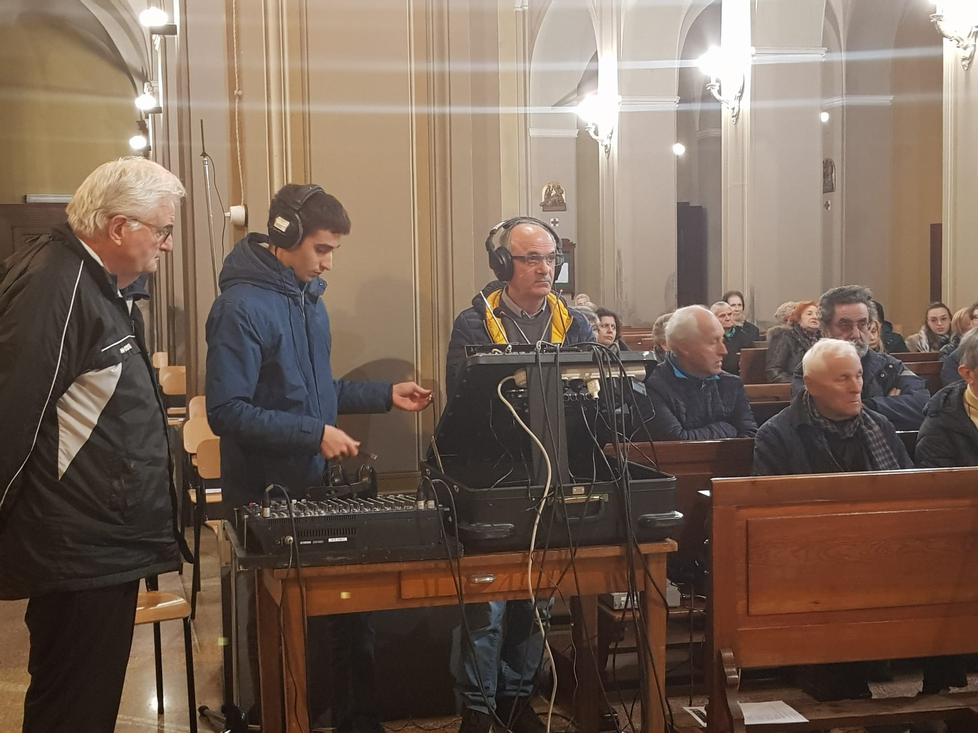 Diretta Messa Radio Maria 2019 (27)