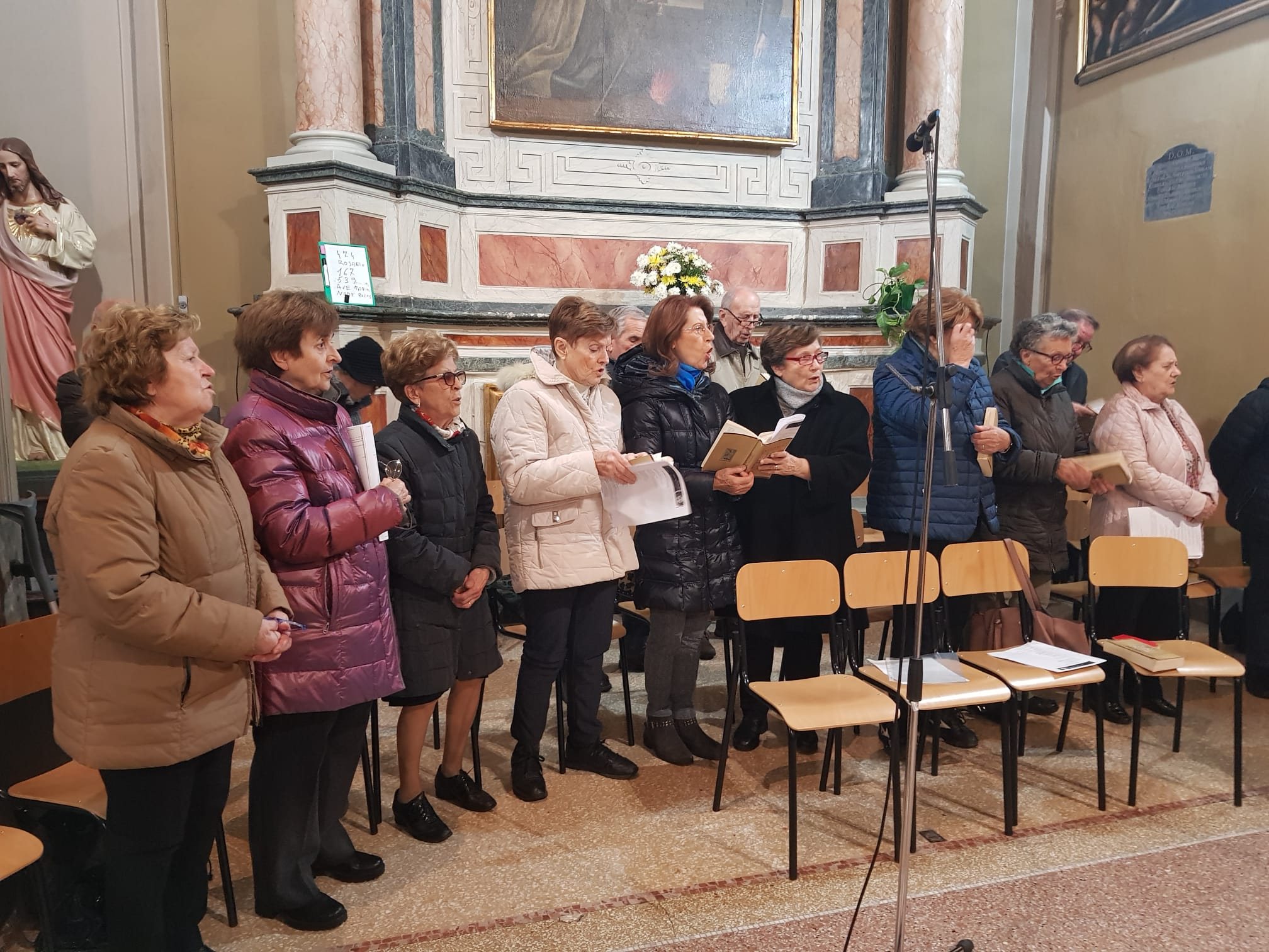 Diretta Messa Radio Maria 2019 (28)