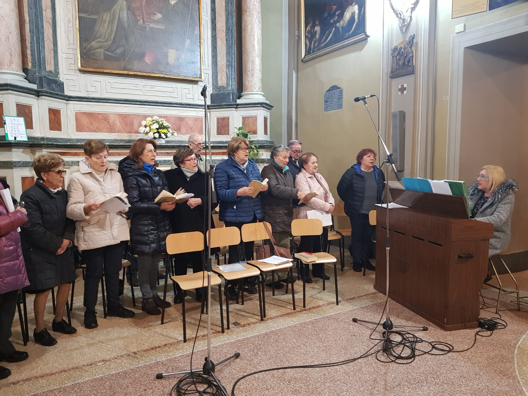 Diretta Messa Radio Maria 2019 (29)
