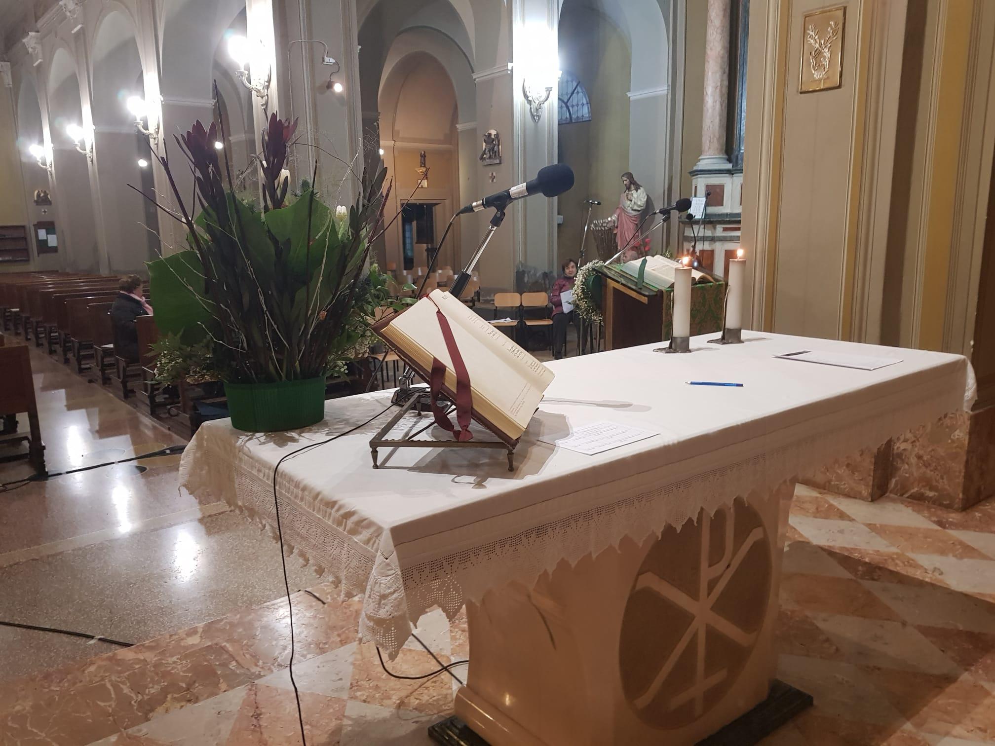 Diretta Messa Radio Maria 2019 (3)