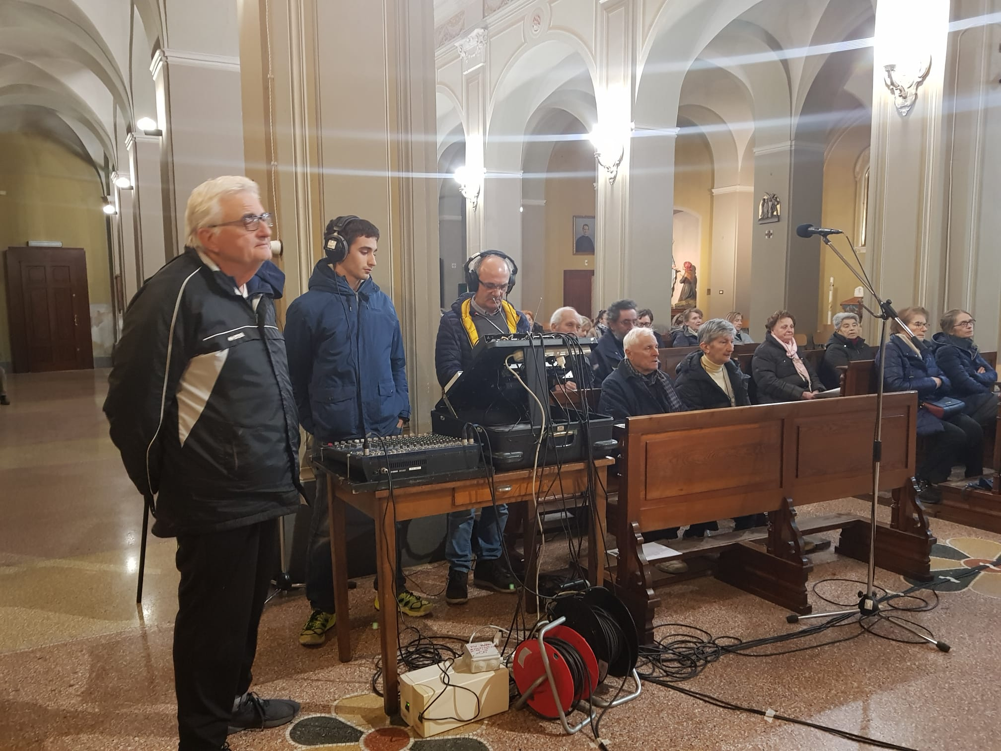Diretta Messa Radio Maria 2019 (34)