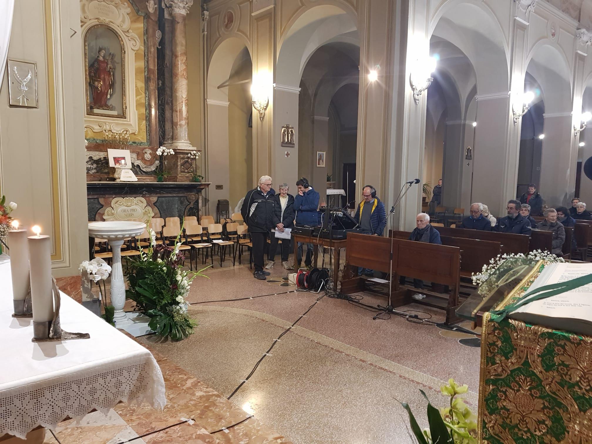 Diretta Messa Radio Maria 2019 (37)
