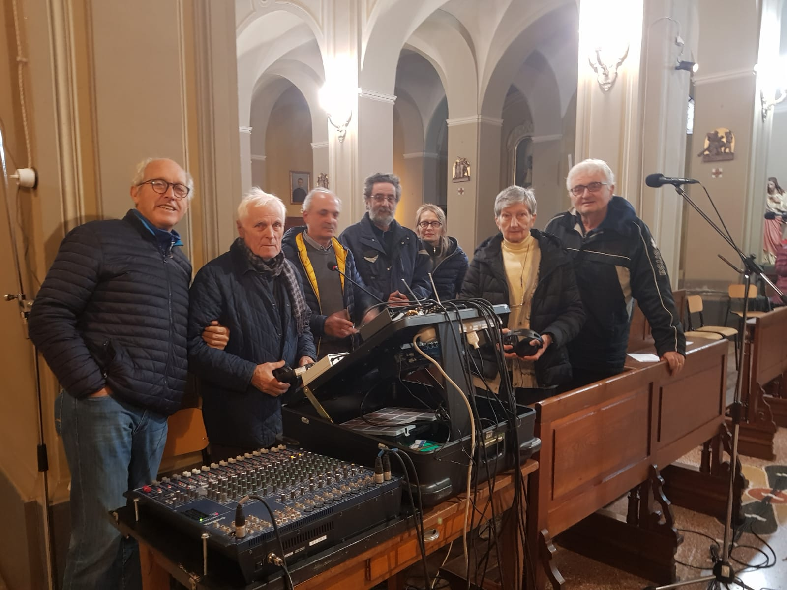 Diretta Messa Radio Maria 2019 (4)