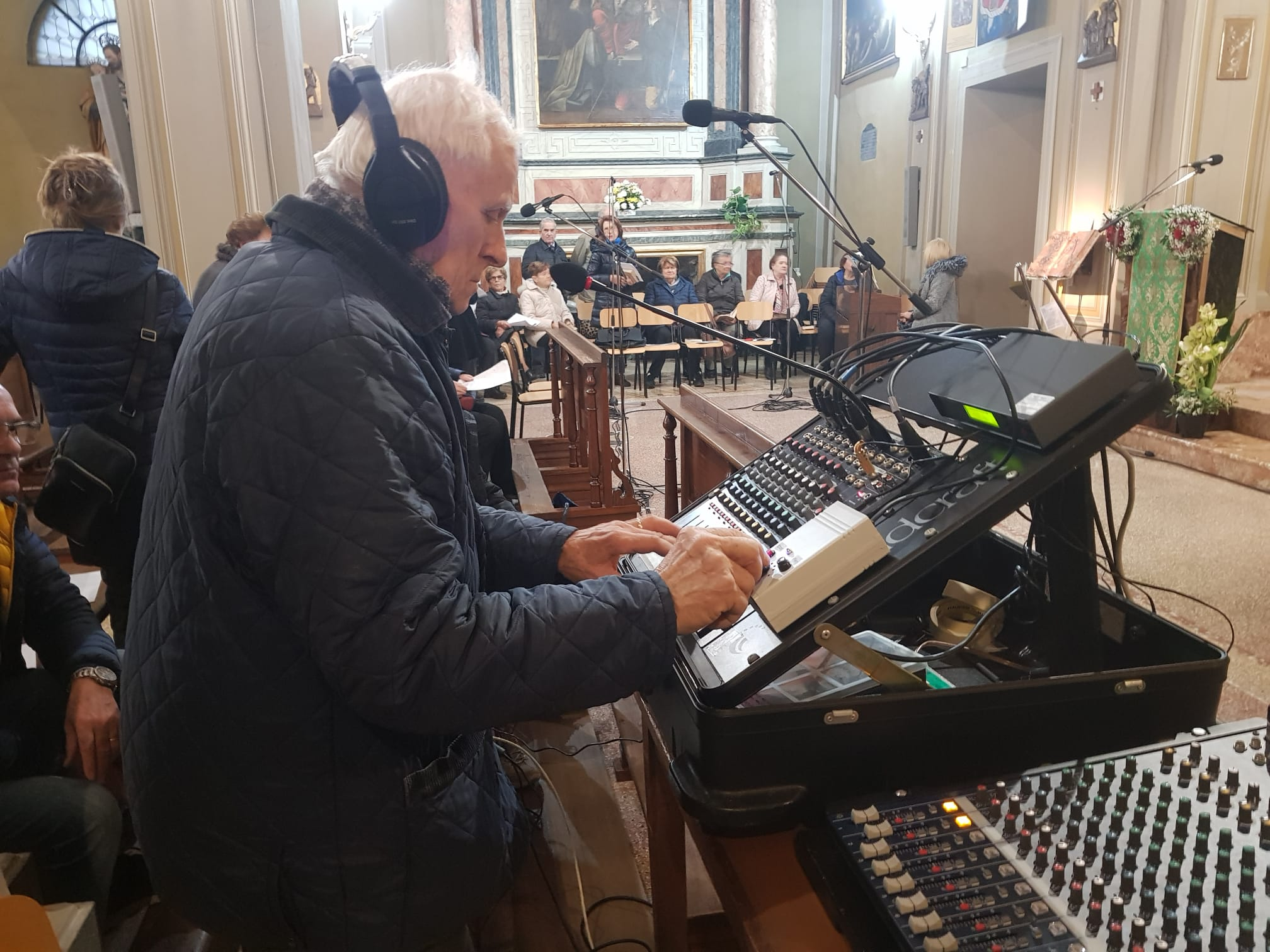 Diretta Messa Radio Maria 2019 (7)