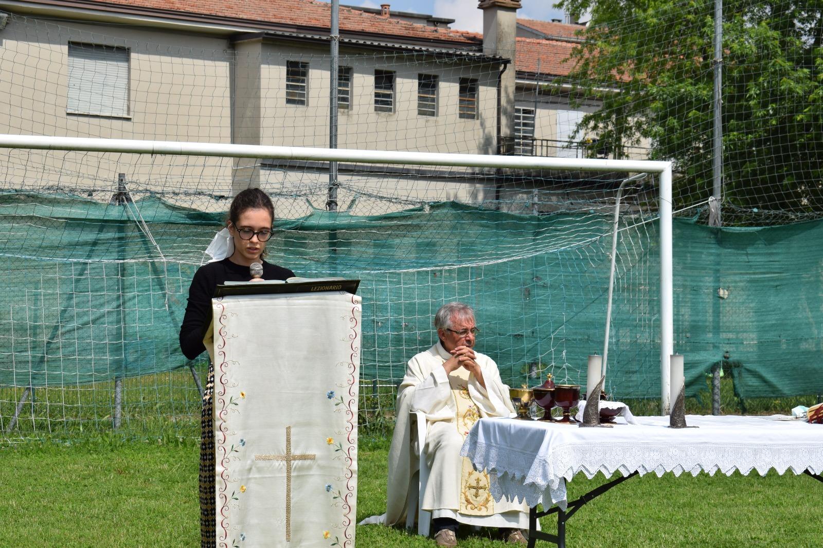 Santa messa domenica 24 maggio 2020 (10)