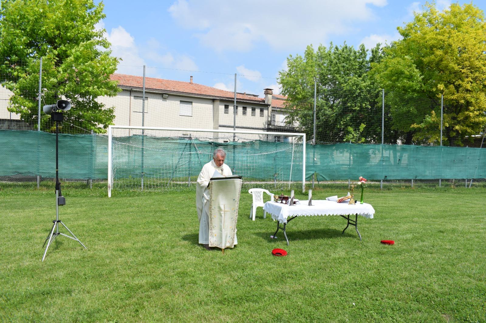Santa messa domenica 24 maggio 2020 (11)