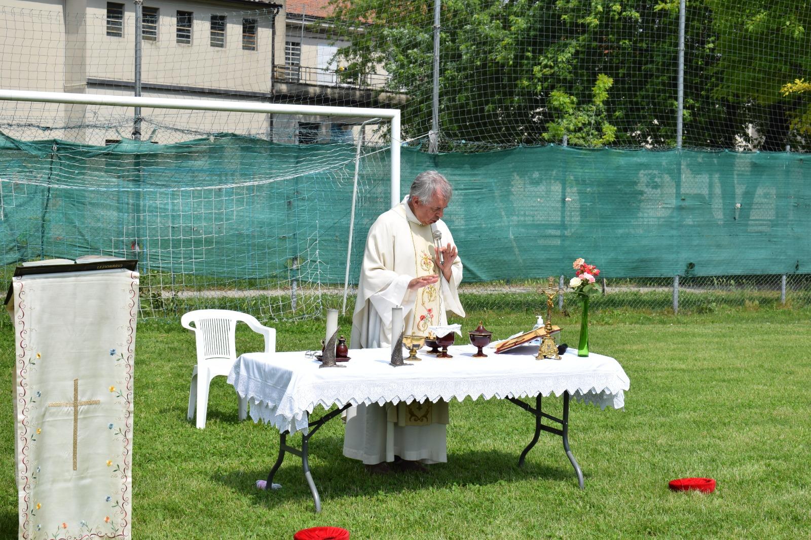 Santa messa domenica 24 maggio 2020 (17)