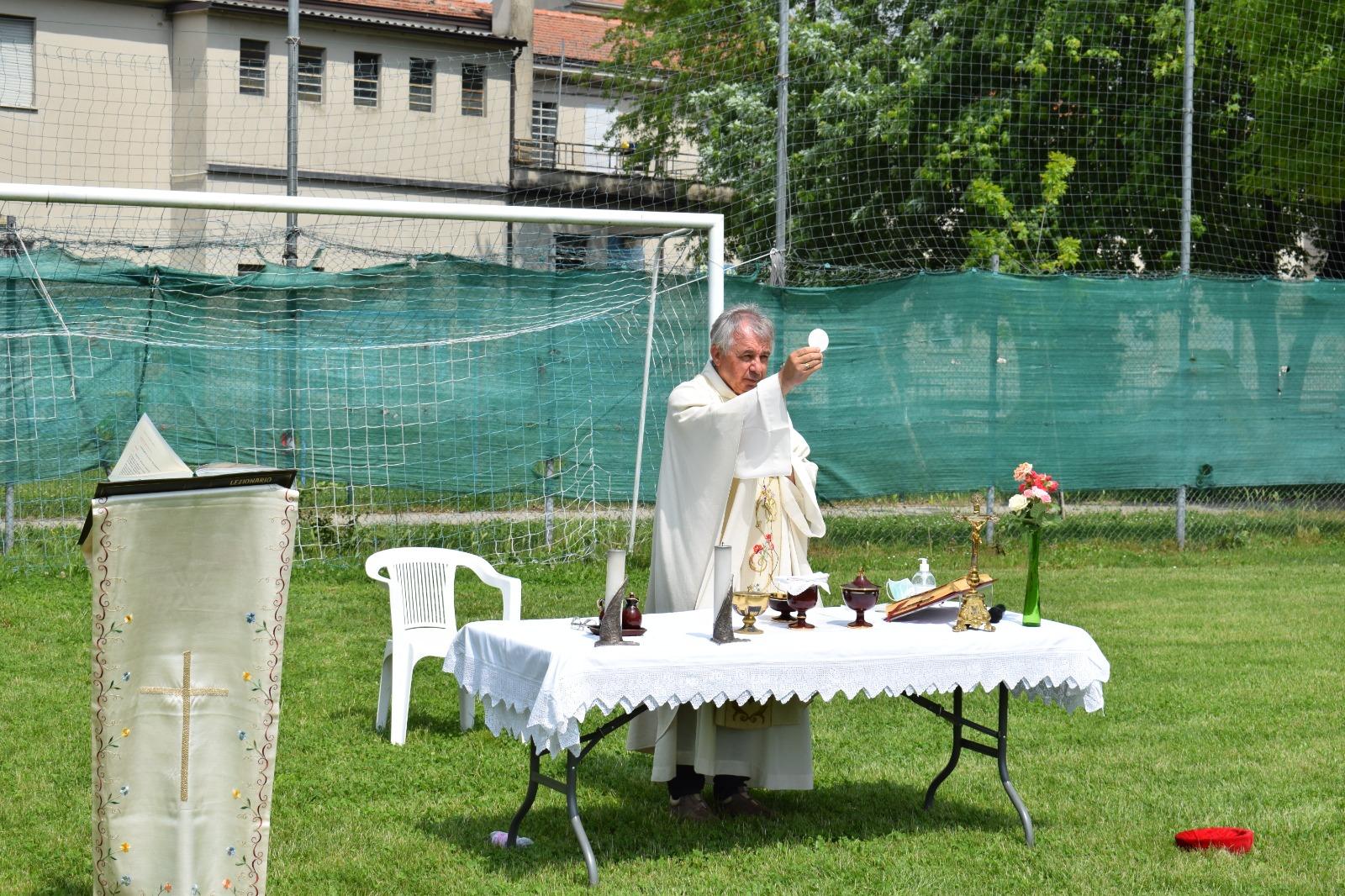 Santa messa domenica 24 maggio 2020 (18)