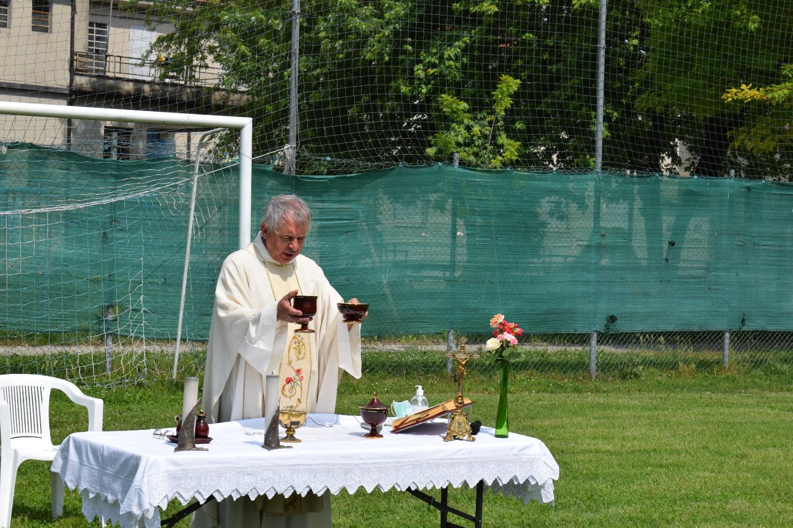 Santa messa domenica 24 maggio 2020 (20)