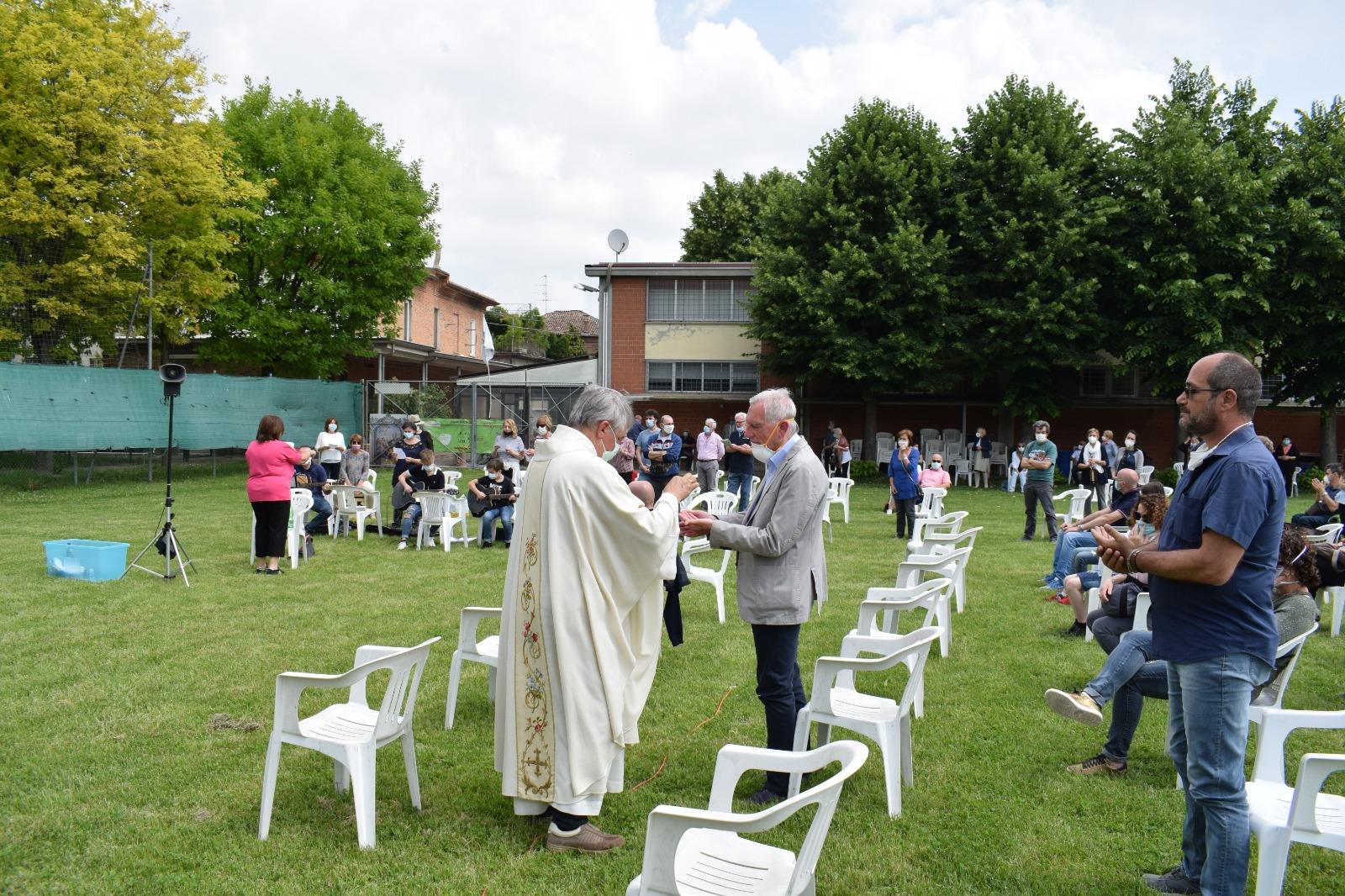 Santa messa domenica 24 maggio 2020 (26)