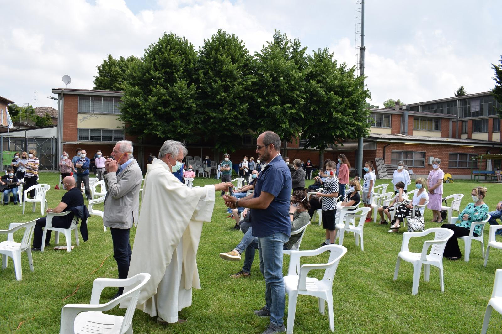 Santa messa domenica 24 maggio 2020 (27)