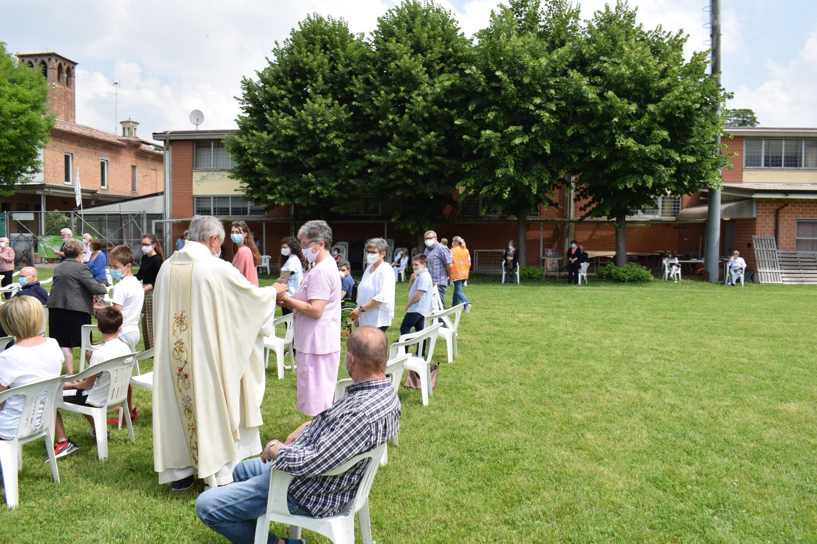 Santa messa domenica 24 maggio 2020 (28)