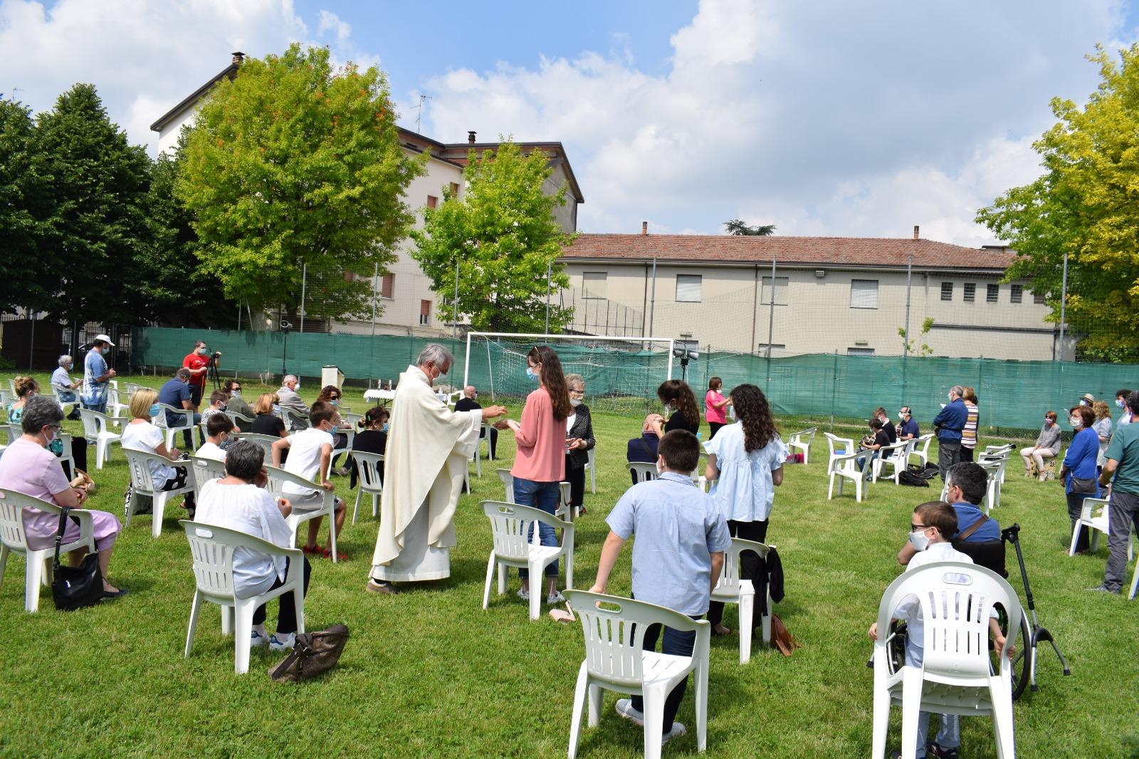 Santa messa domenica 24 maggio 2020 (31)