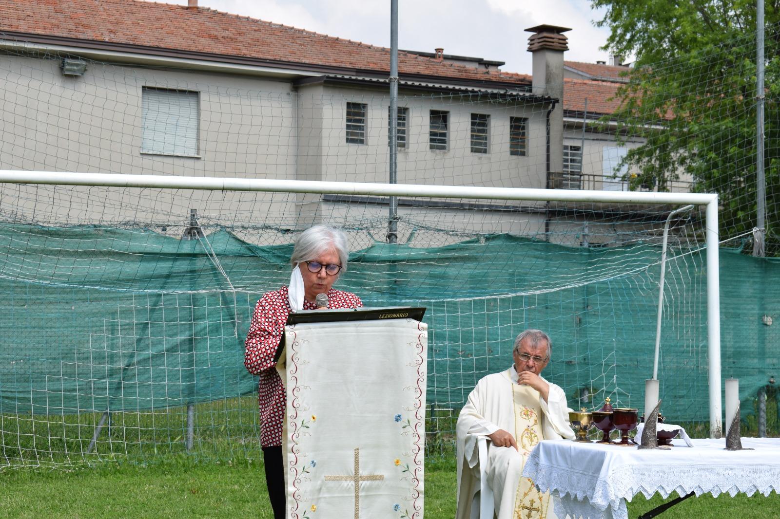 Santa messa domenica 24 maggio 2020 (6)