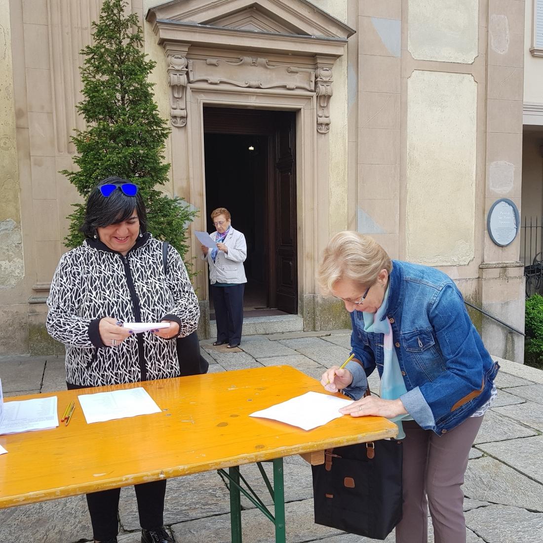 Elezioni rinnovo Consiglio pastorale 2018 (15)