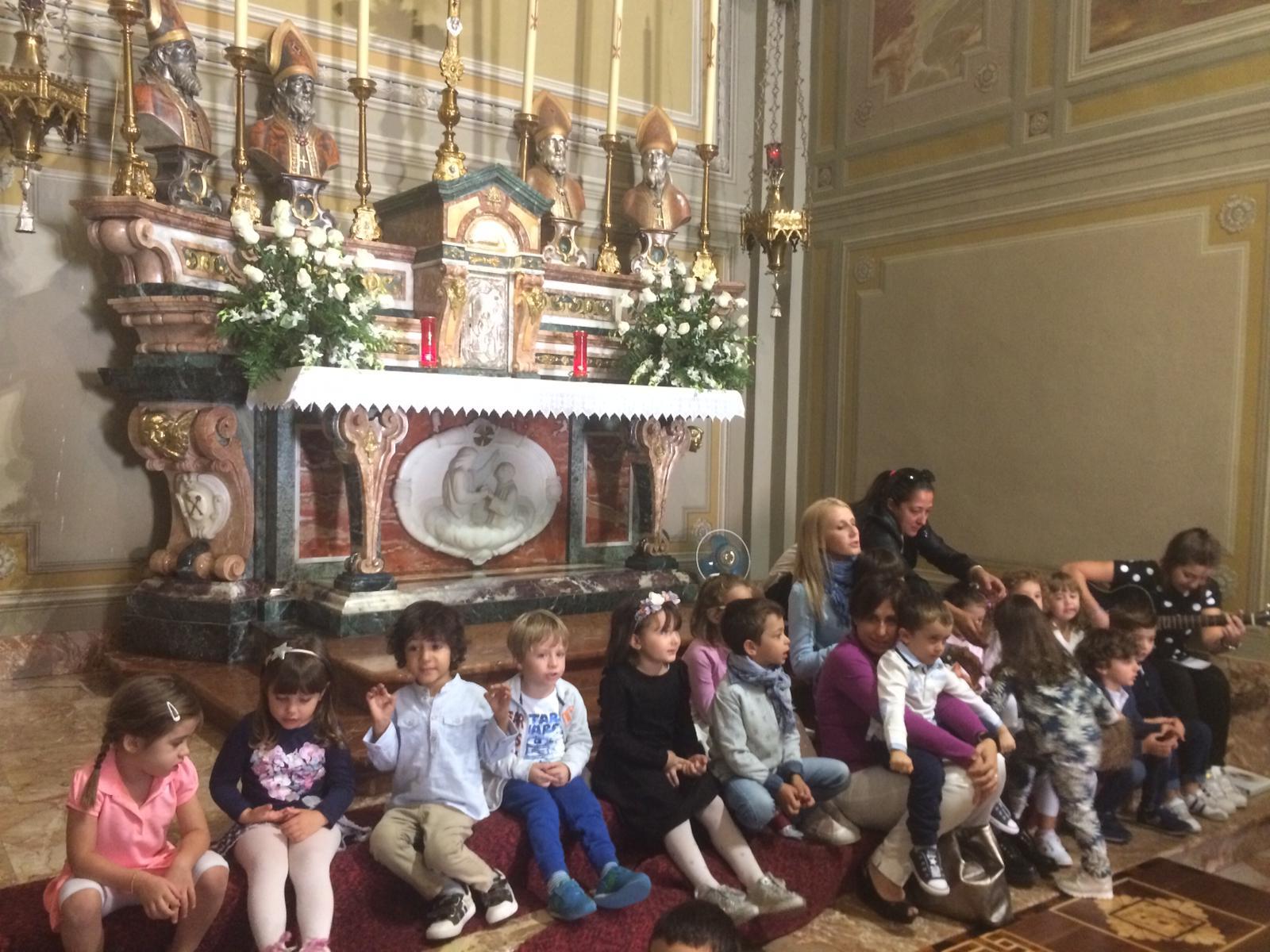 Festa Inizio anno scolastico Asilo Raggio (29)