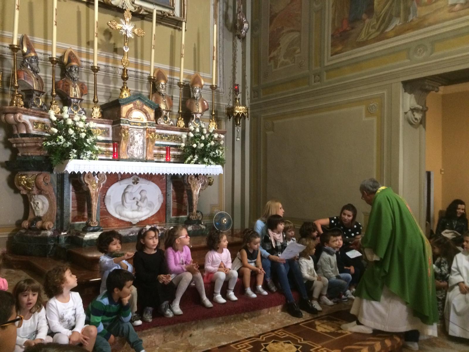 Festa Inizio anno scolastico Asilo Raggio (30)