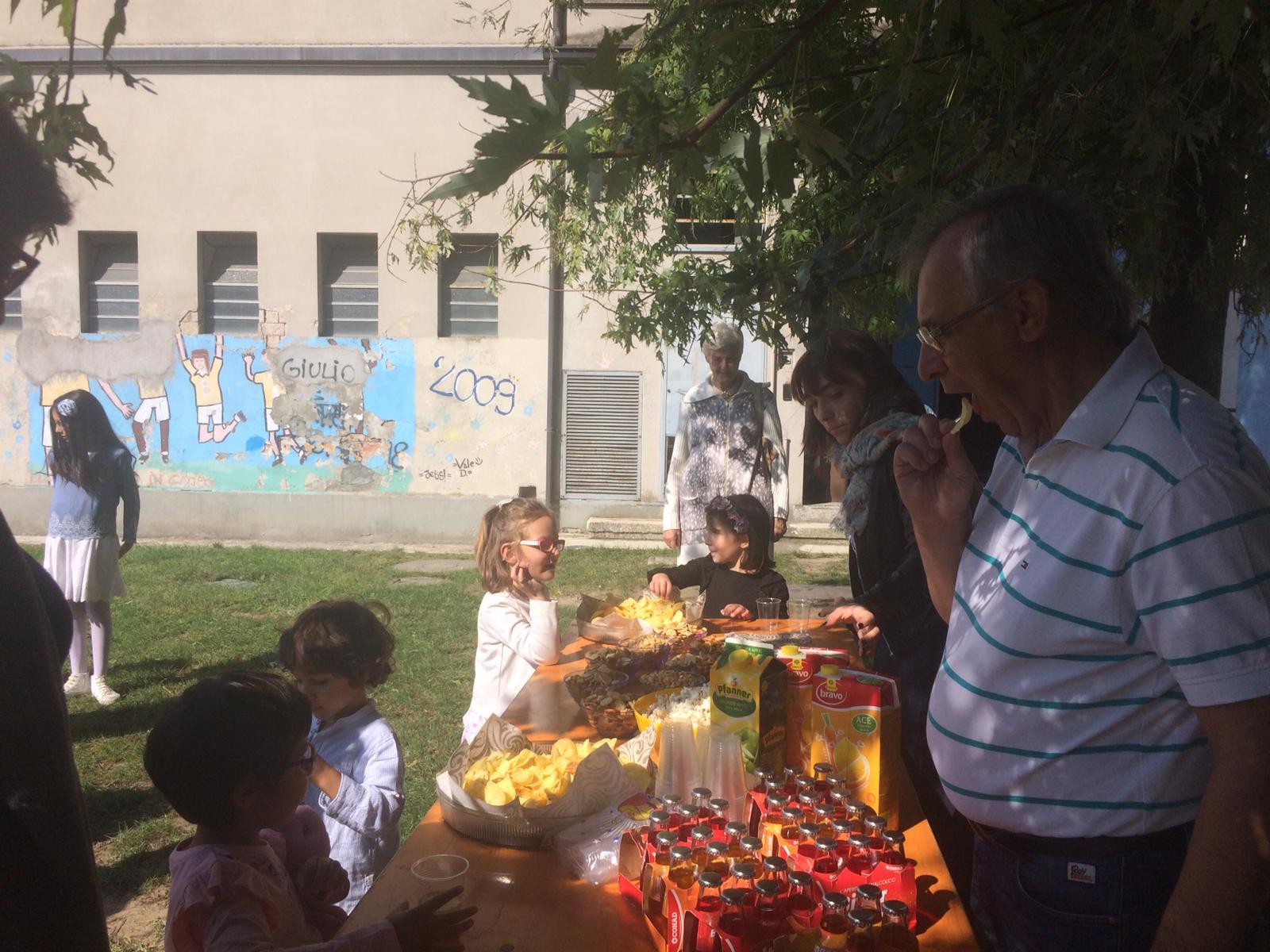 Festa Inizio anno scolastico Asilo Raggio (39)