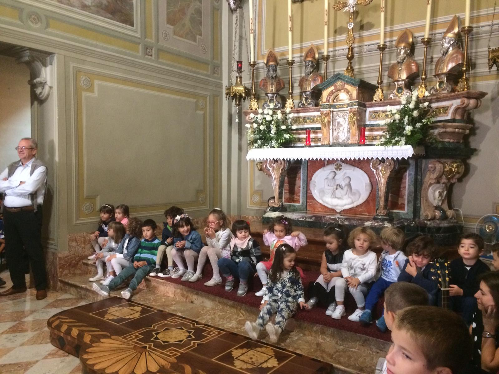 Festa Inizio anno scolastico Asilo Raggio (9)