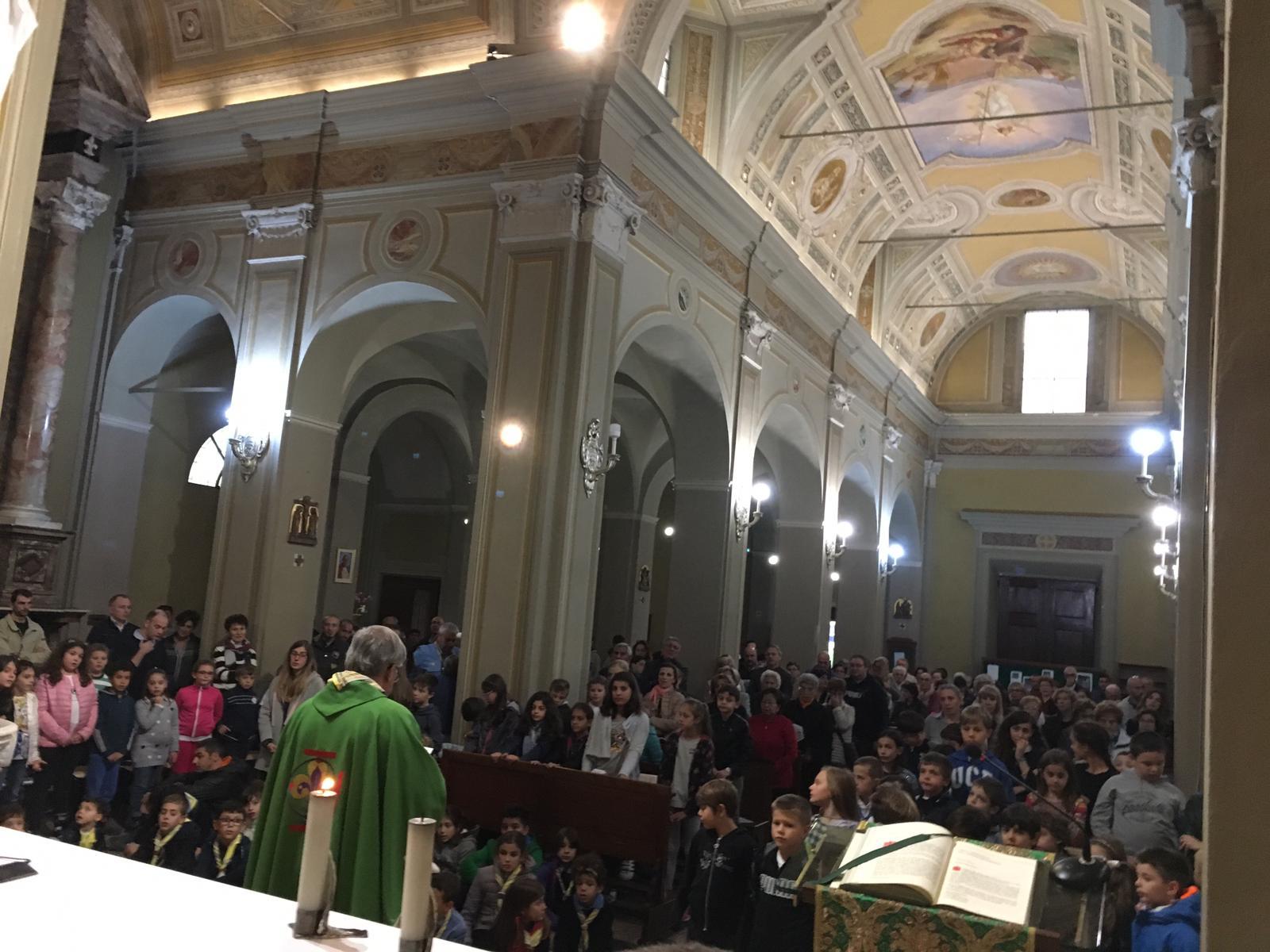 Santa Messa apertura (1)