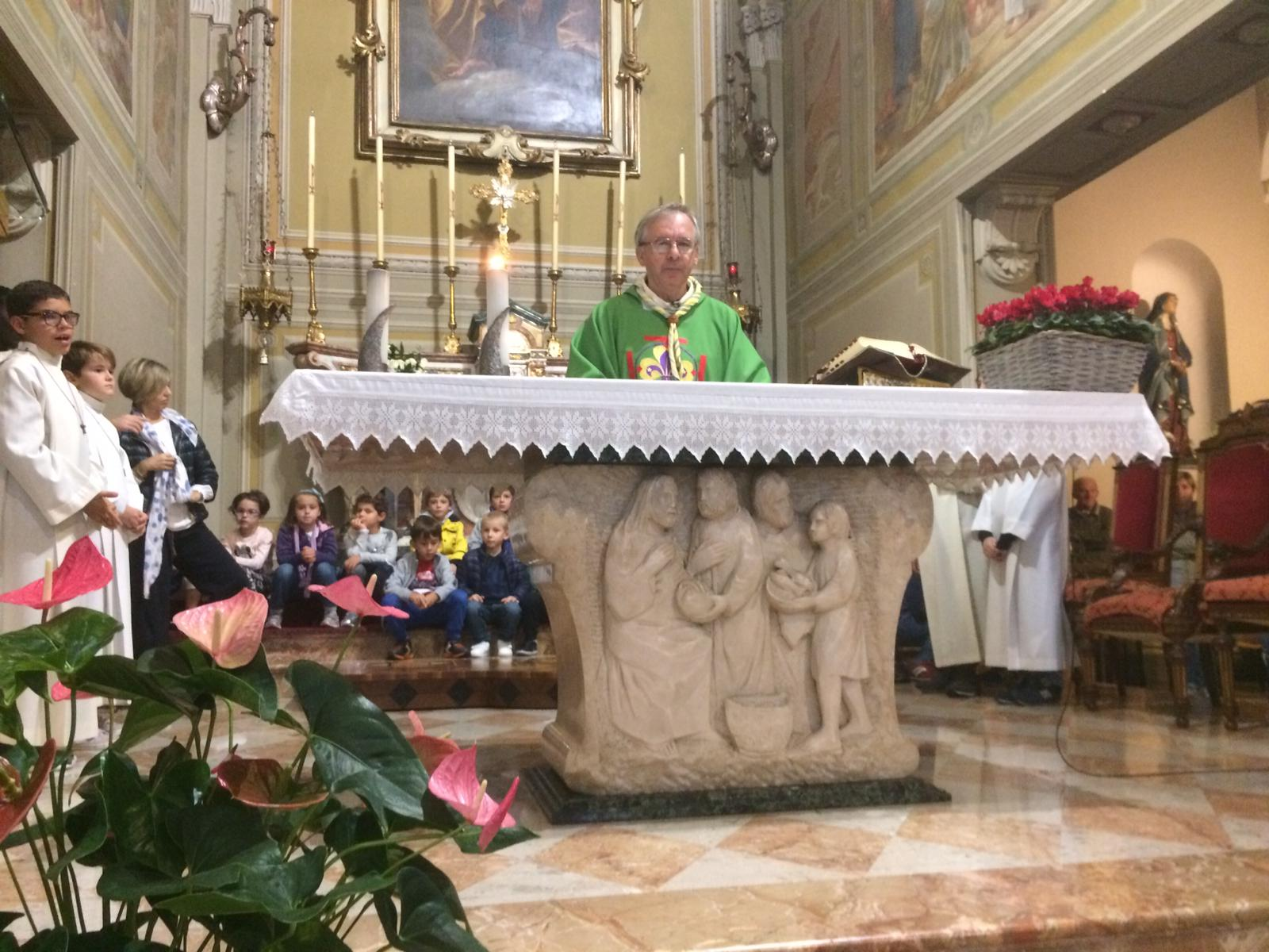 Santa Messa apertura (2)
