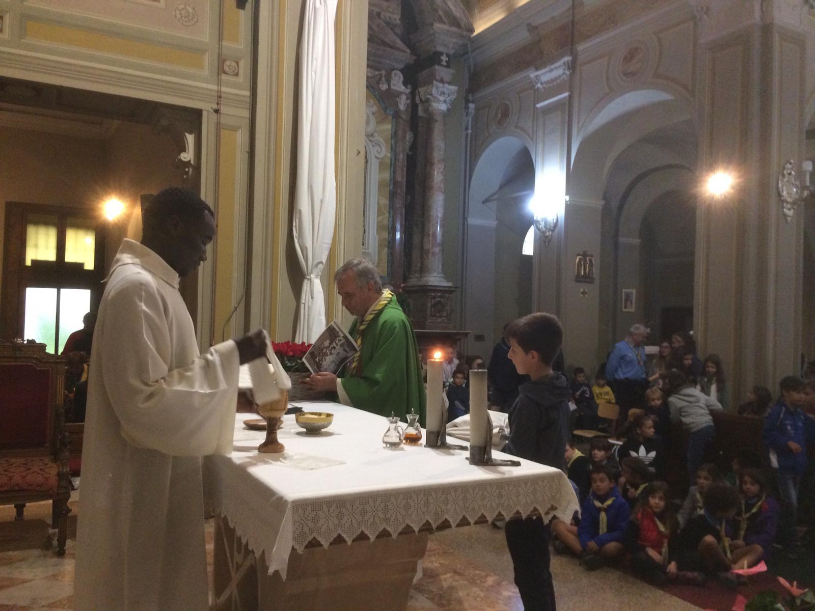Santa Messa apertura (33)