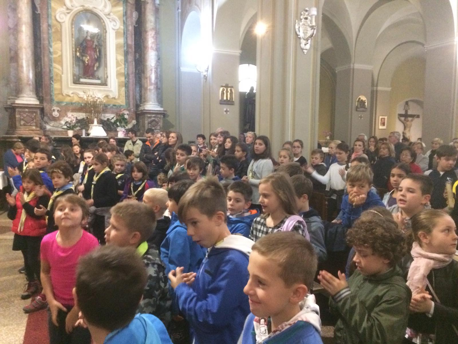Santa Messa apertura (35)