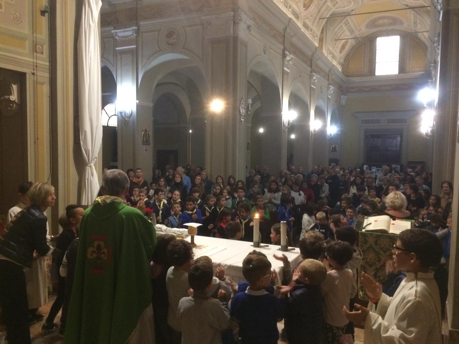 Santa Messa apertura (37)