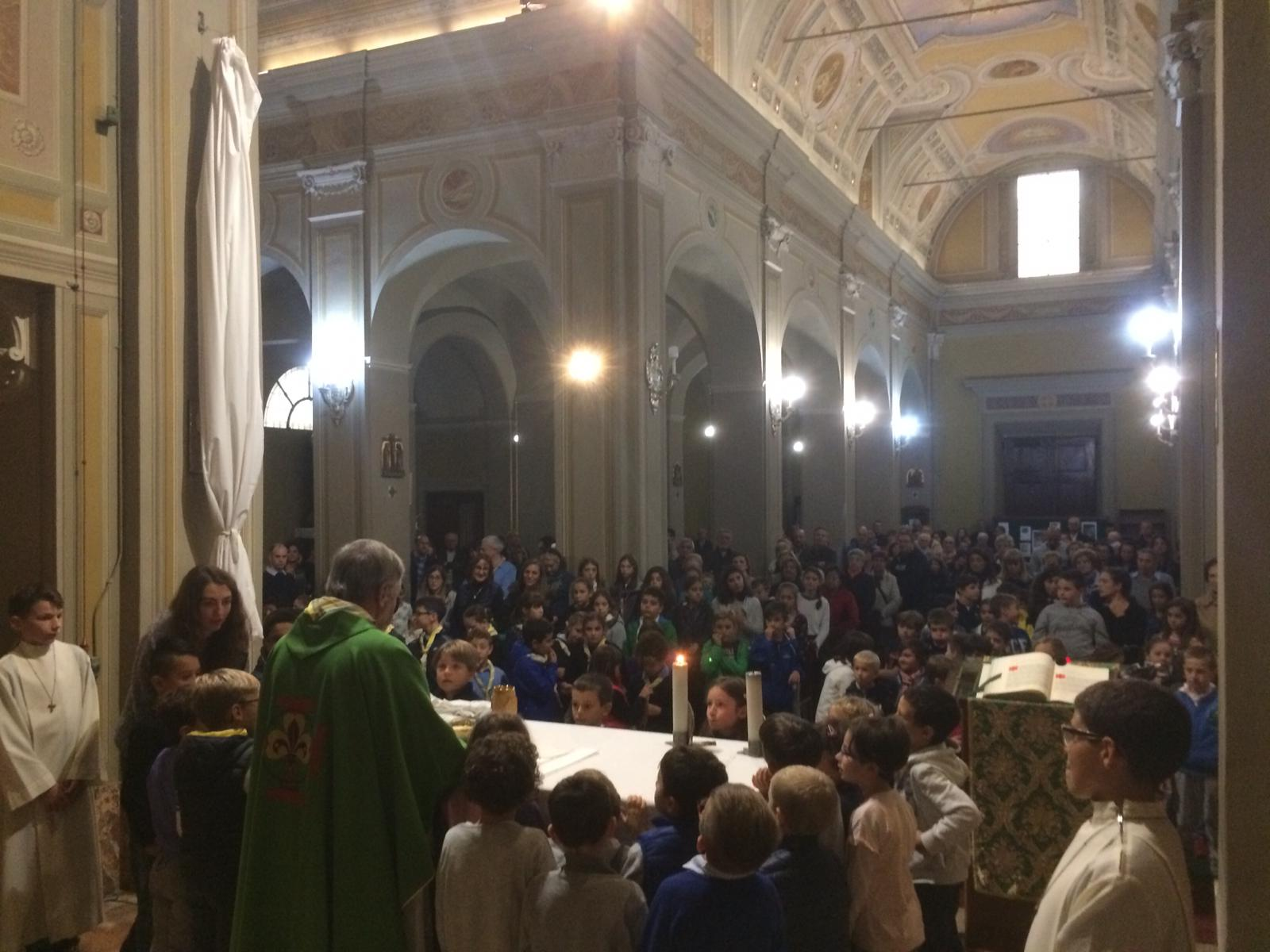 Santa Messa apertura (38)