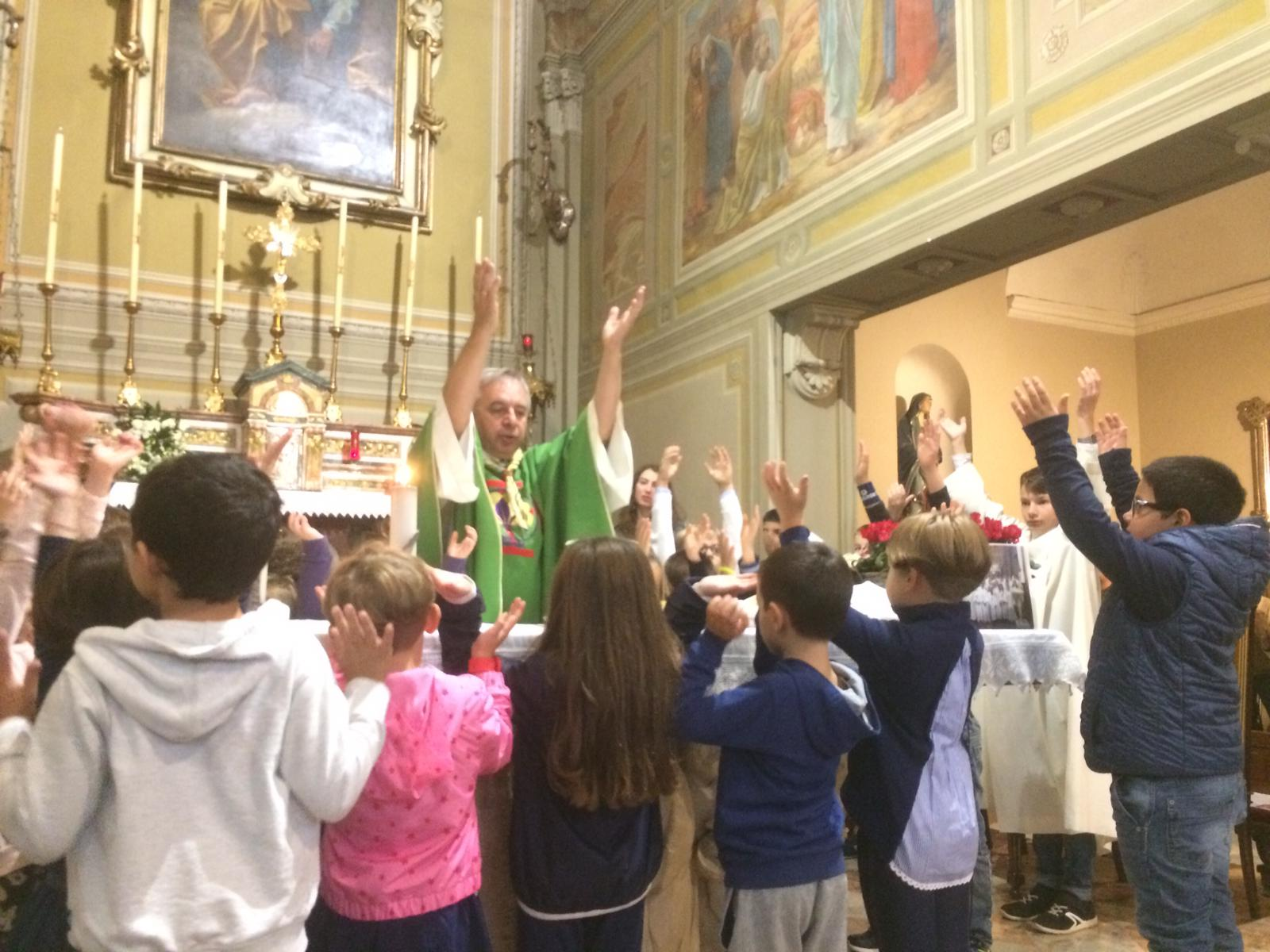 Santa Messa apertura (40)