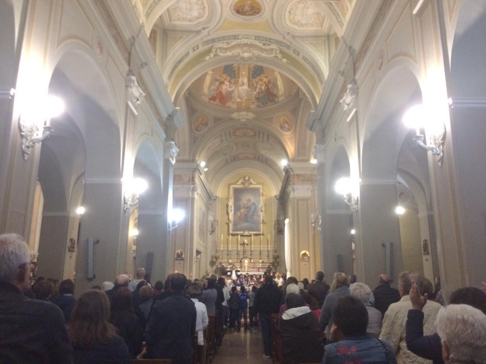 Santa Messa apertura (6)