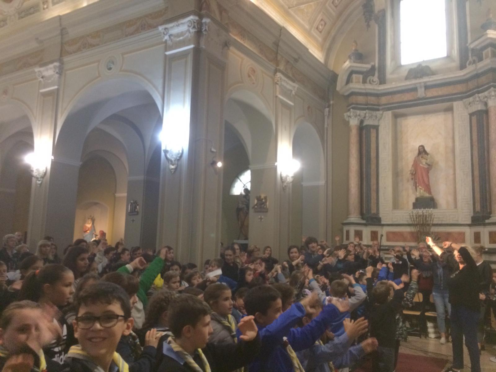 Santa Messa apertura (7)