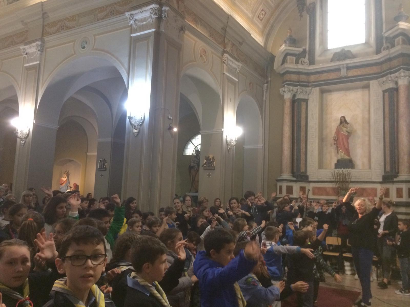 Santa Messa apertura (8)