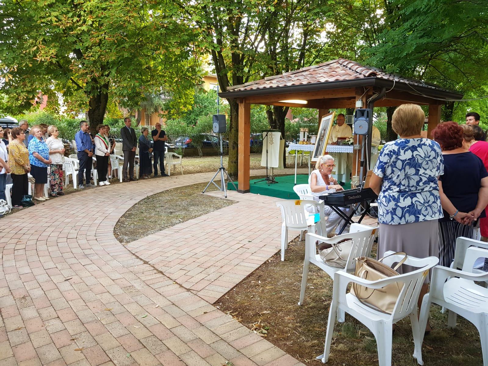 Festa S. Anna 2019 - Messa Inaugurazione (10)