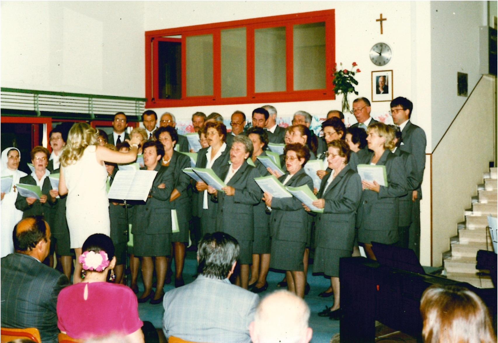 Concerto di Natale presso la scuola elementare di Via Marconi