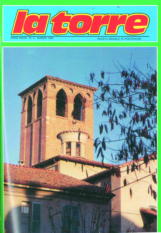 copertina la torre 1994