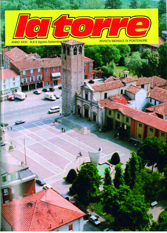 copertina la torre 1997