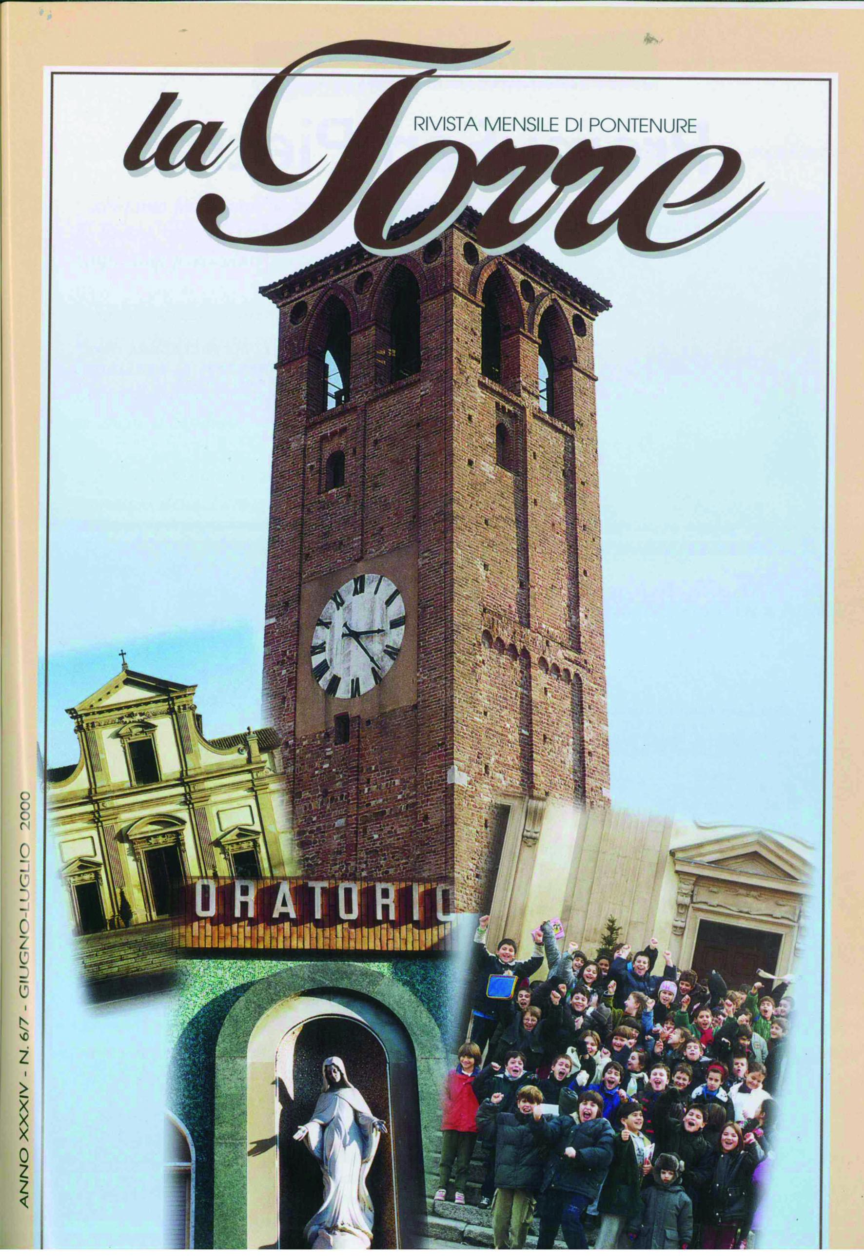 copertina la torre 2000