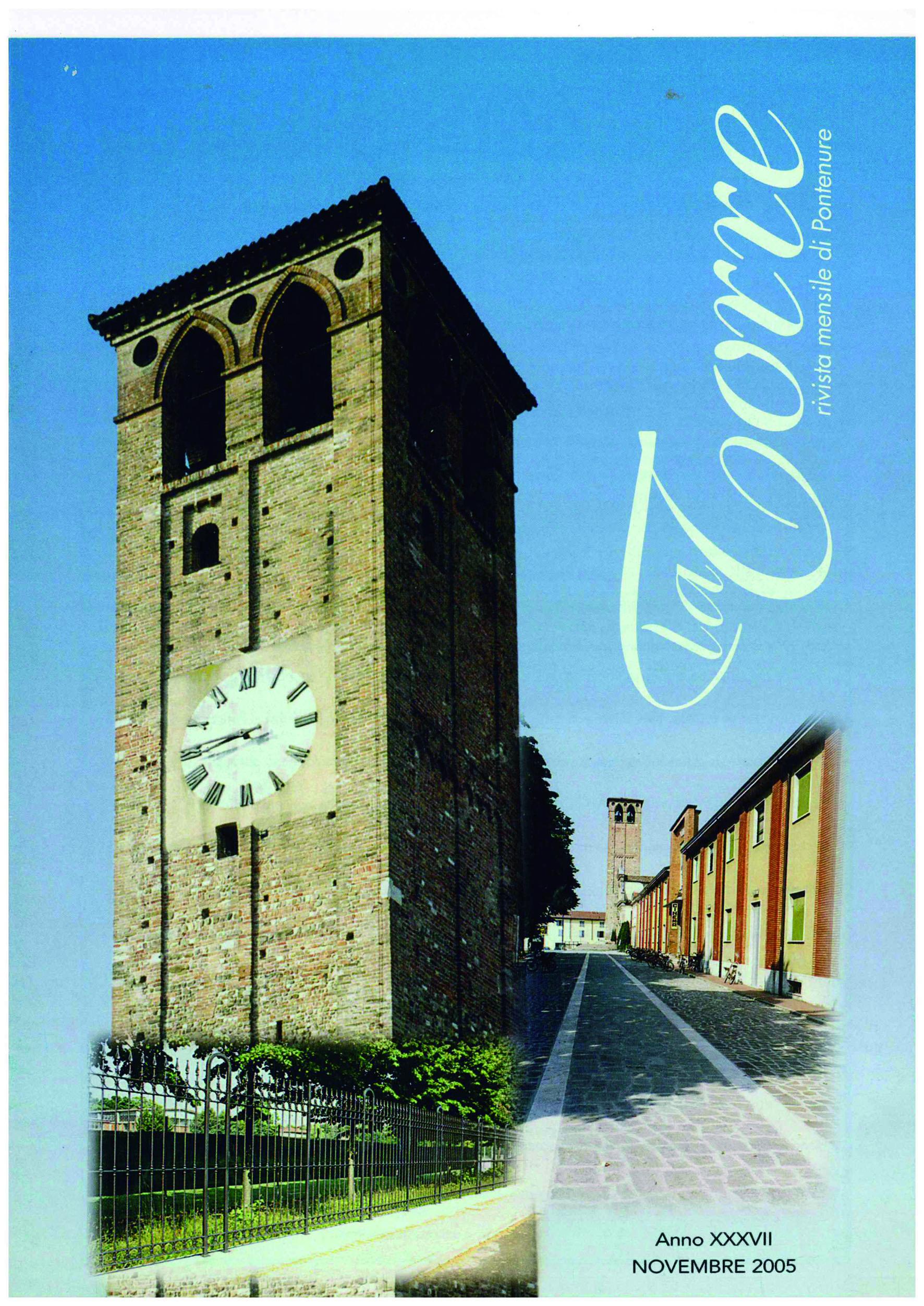 copertina la torre 2005