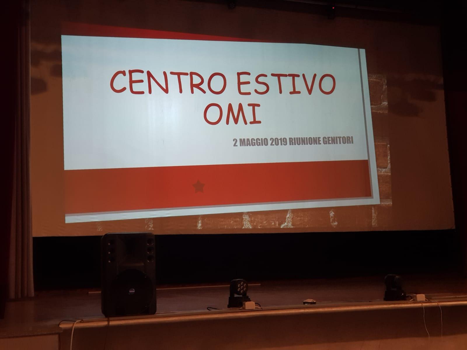 Incontro presentazione di Centro Estivo 2019 (1)