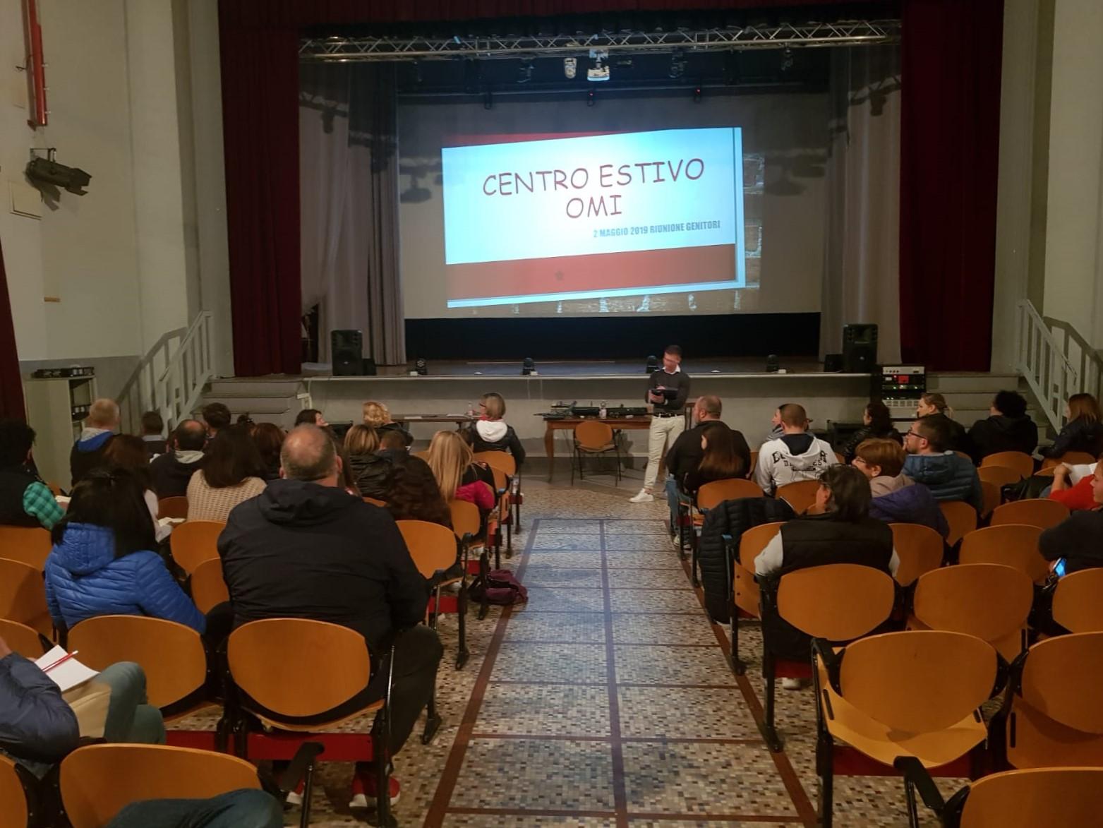 Incontro presentazione di Centro Estivo 2019 (2)