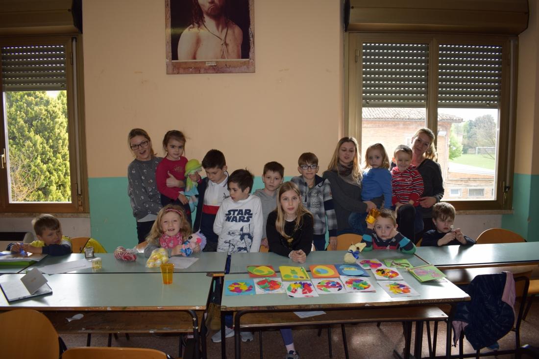 Biglietti pasquali Scuola polacca (3)