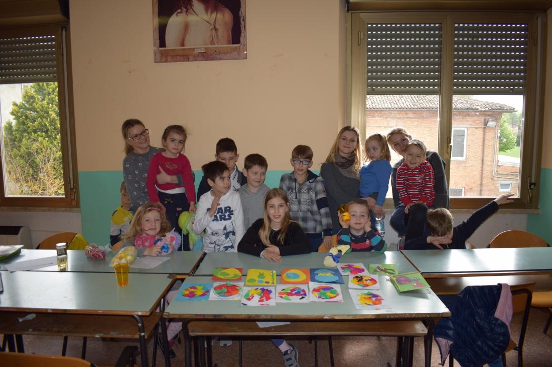 Biglietti pasquali Scuola polacca (4)