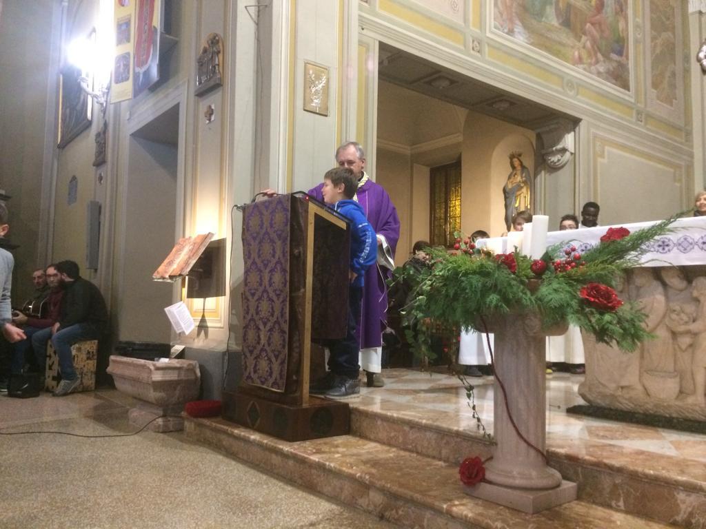 Luce Betlemme 2018 messa (13)