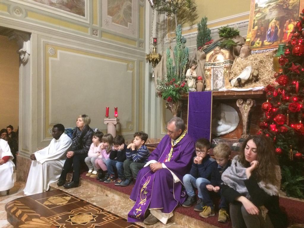 Luce Betlemme 2018 messa (19)