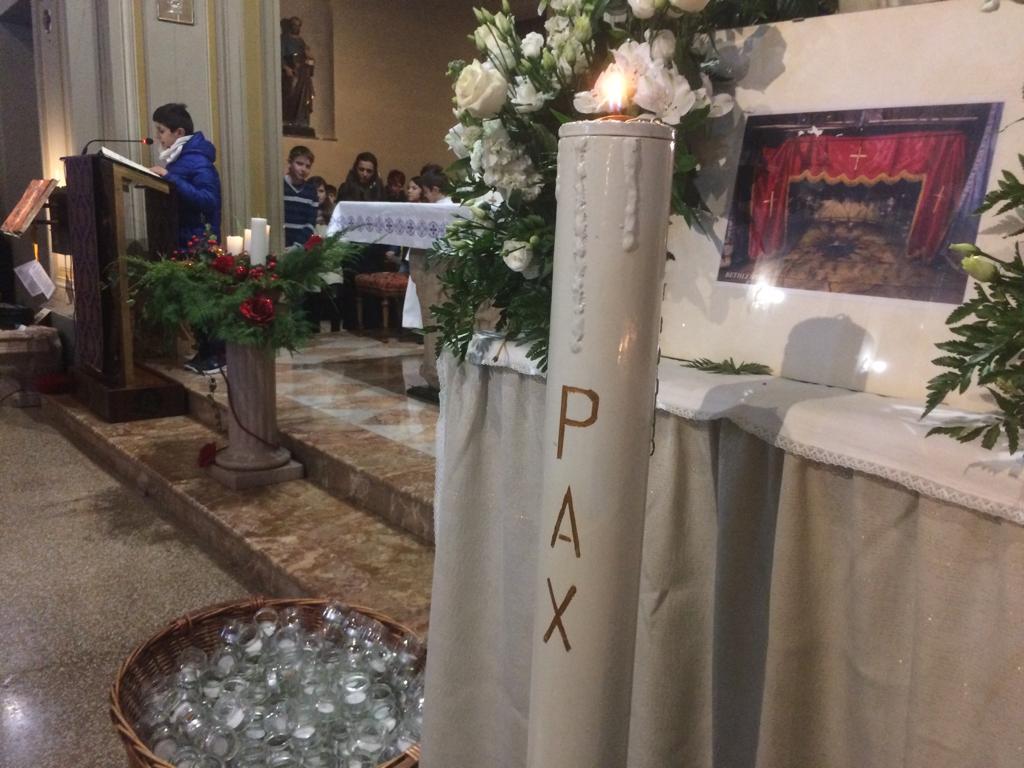 Luce Betlemme 2018 messa (46)